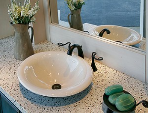 Eco Friendly Icestone Countertops Maryland Northern