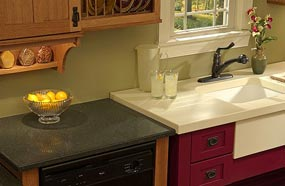 How much does laminate countertops cost per square foot for Zodiaq quartz price per square foot